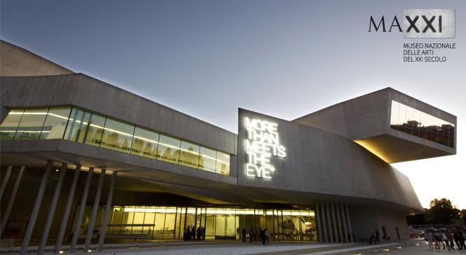 Museo Nazionale delle Arti del XXI  Secolo